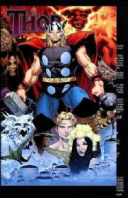 Thor #604 Olivier Coipel Gatefold Retail Variant (2010) Marvel comic book